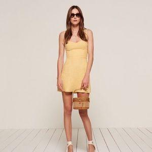 🍋Reformation Audrey dress sz 4🍋